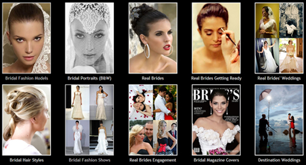 Bridal Makeovers Hair and Makeup Bride Photo Portfolios