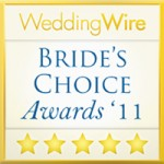 Weddingwire Brides Choice Award Best Makeup Artist 2011