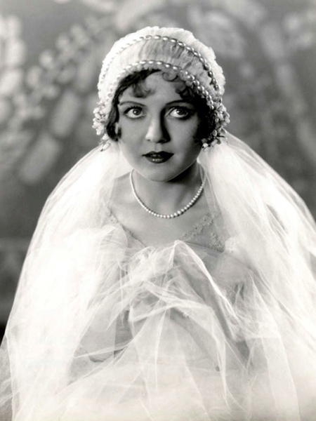 1920's Bride Nancy Carroll