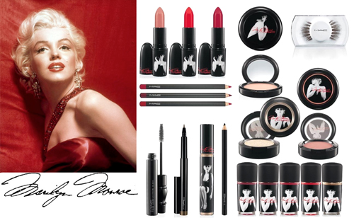 Why is Marilyn's look that's so timeless and enduring?