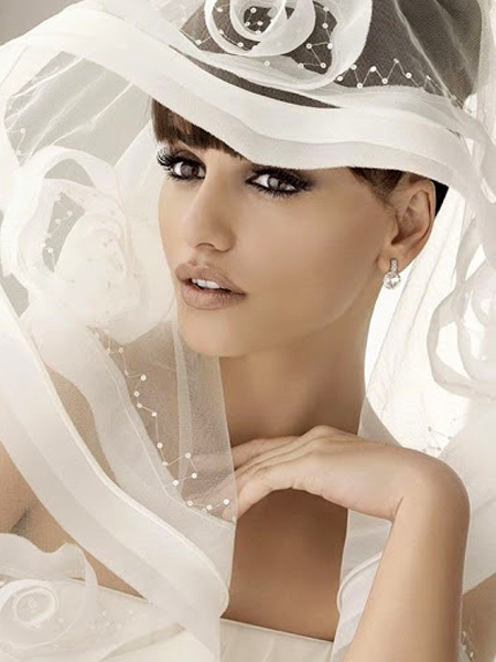 Monica Cruz featured in the Aire Barcelona 2011 Collection campaign