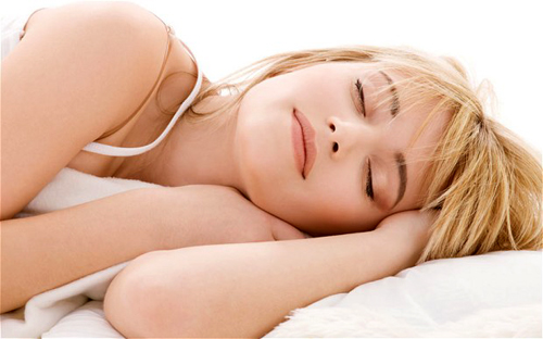 Beauty sleep is incredible for reinvigorating you.