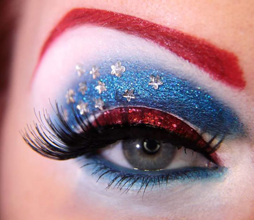HAPPY 4TH OF JULY from BRIDAL MAKEOVERS!