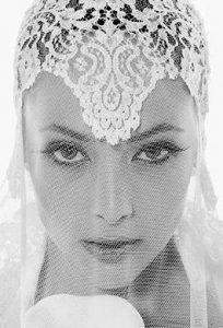Bridal Portraits (B&W)
