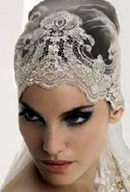 Bride Fashion Model 17