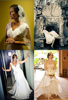 Real Brides' Weddings