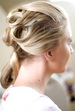 Bridal Hairstyle 03