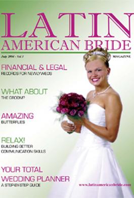 Bridal Magazine Cover 04